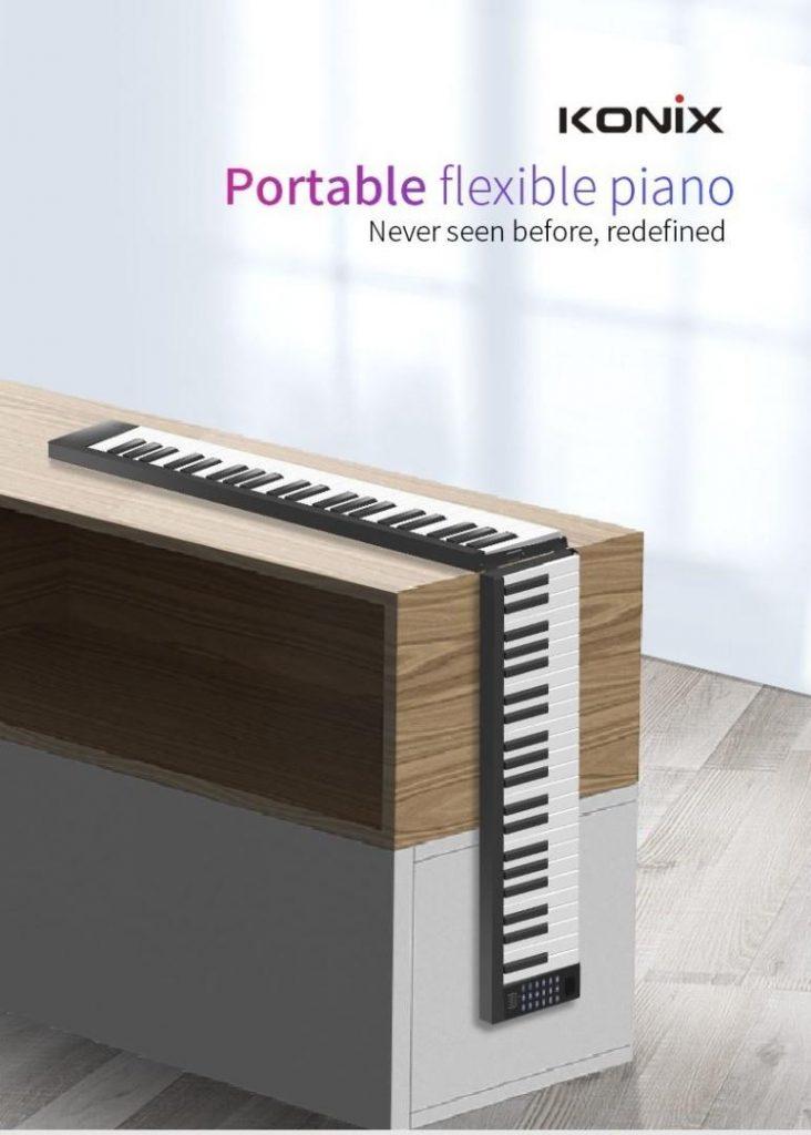 Konix PJ88 - fold