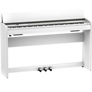 Roland F701 - white