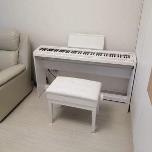 Roland FP30X - full set white