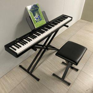 Lightson folding piano
